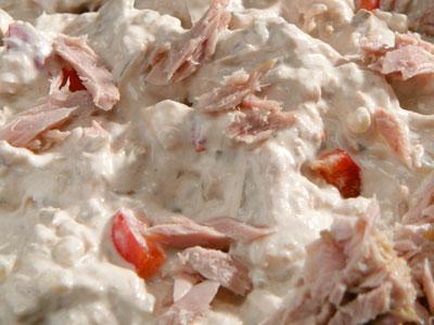 Tonijnsalade www.elsrecepten.com