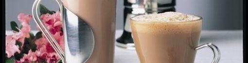 Koude drank IJs Cappuccino