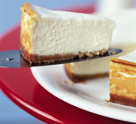 New York cheesecake elsrecepten.com